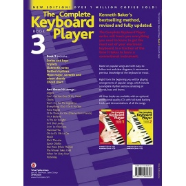 The Complete Keyboard Player Book 3 Revised Edition (Book & CD)