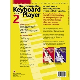The Complete Keyboard Player Book 2 Revised Edition (Book & CD)