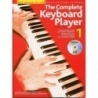 The Complete Keyboard Player Book 1 Revised Edition (Book & CD)