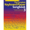 The Complete Keyboard Player Songbook 3