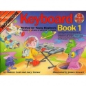 Progressive Keyboard Method for Young Beginners Book 1 (Book & CD & DVD)