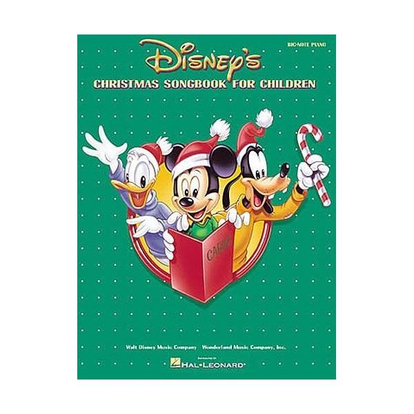 Disney Christmas Songbook For Children