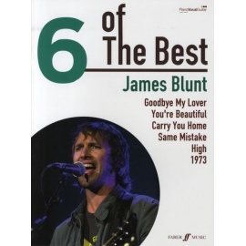 6 Of The Best James Blunt