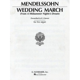 Mendelssohn Wedding March
