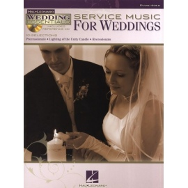 Service Music For Weddings