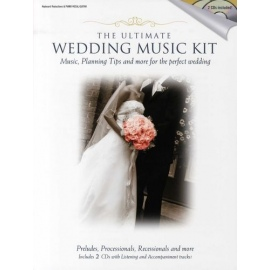 The Ultimate Wedding Music Kit (Book & 2 CDs)
