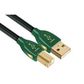 Forest USB A-B plug