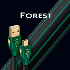 Forest USB A-Mini Plug