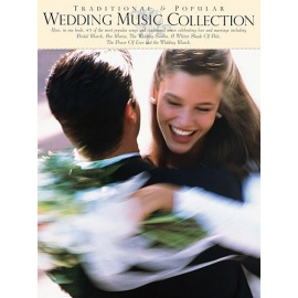 Traditional and Popular Wedding Music Collection