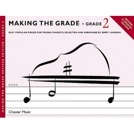 Making The Grade: Grade 2 (Revised Edition) Piano