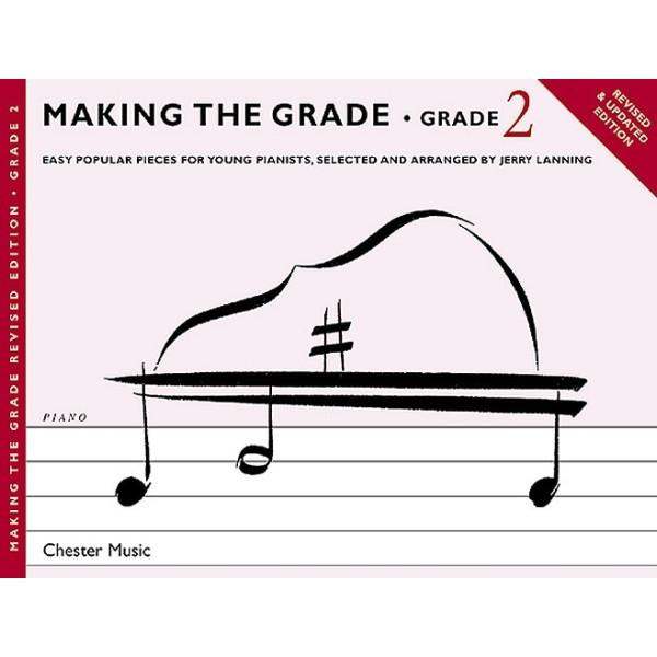 Making The Grade: Grade 2 (Revised Edition) Piano