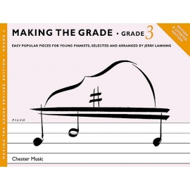 Making The Grade: Grade 3 (Revised Edition) Piano