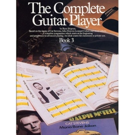 The Complete Guitar Player Book 3 (Bk Only)