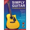 Simply Guitar - The Beginners Play Now Tutor