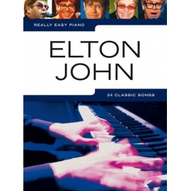 Really Easy Piano: Elton John