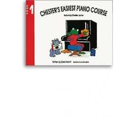 Chesters Easiest Piano Course Book 1