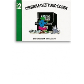 Chesters Easiest Piano Course Book 2