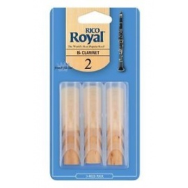 RCB0320 Bb Clarinet Reeds