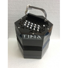 Tina Concertina (Black Finish)