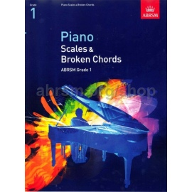 ABRSM Piano Scales & Broken Chords Grade 1