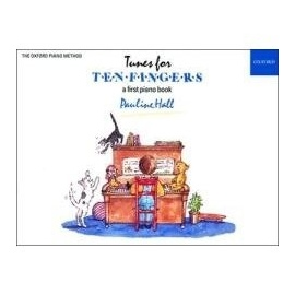 Tunes For Ten Fingers (1st Piano Book)