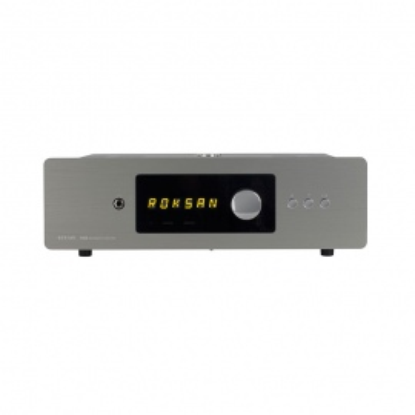 Roksan Blak integrated amplifier with USB
