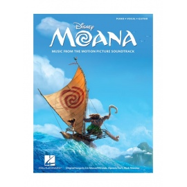 Disney's Moana (Easy Piano)