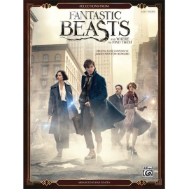 Fantastic Beasts And Where To Find Them, Selections (Easy Piano)