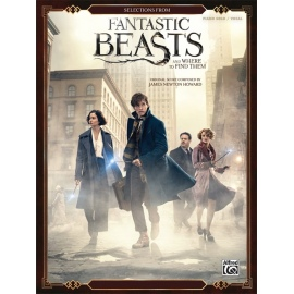 Fantastic Beasts And Where To Find Them, Selections (Piano and Vocal)