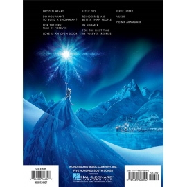 Frozen: Music From The Motion Picture Soundtrack (Piano Vocal Guitar)