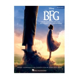 The BFG Music From the Original motion Picture Soundtrack: Piano Solo