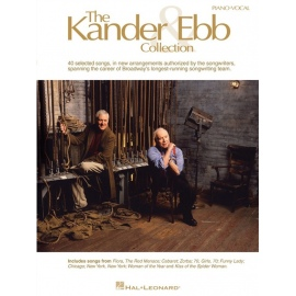 The Kander And Ebb Collection (Piano and Vocal)