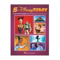 Disney Today: Five Finger Piano Songbook