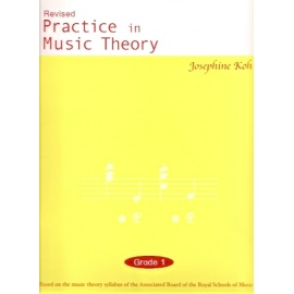 Practice In Music Theory Grade 1 (Revised Edition)
