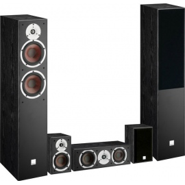 SPEKTOR 6 5.1 System With C-8 D Subwoofer HomeCinema Pack