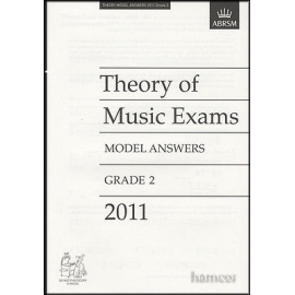ABRSM: Theory of Music Exams 2011 Model Answers, Grade 2