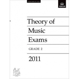 ABRSM: Theory of Music Exams 2011, Grade 2