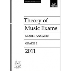 ABRSM: Theory of Music Exams 2011 Model Answers, Grade 3