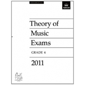 ABRSM: Theory of Music Exams 2011, Grade 4