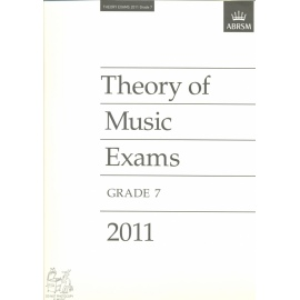 ABRSM: Theory of Music Exams 2011, Grade 7