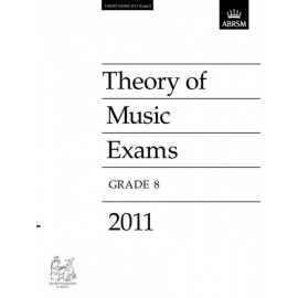 ABRSM: Theory of Music Exams 2011, Grade 8