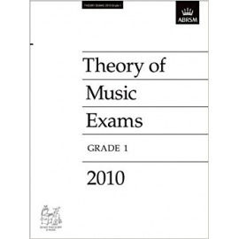 ABRSM: Theory of Music Exams 2010 Model Answers, Grade 1