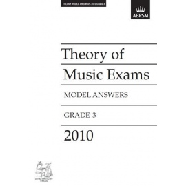 ABRSM: Theory of Music Exams 2010 Model Answers, Grade 3