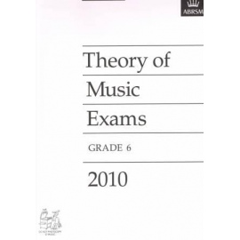 ABRSM: Theory of Music Exams 2010, Grade 6