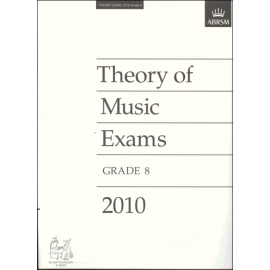 ABRSM: Theory of Music Exams 2010, Grade 8