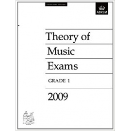 ABRSM: Theory of Music Exams 2009, Grade 1