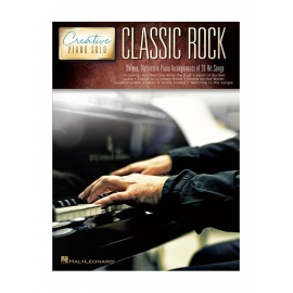 Creative Piano Solos Classic Rock