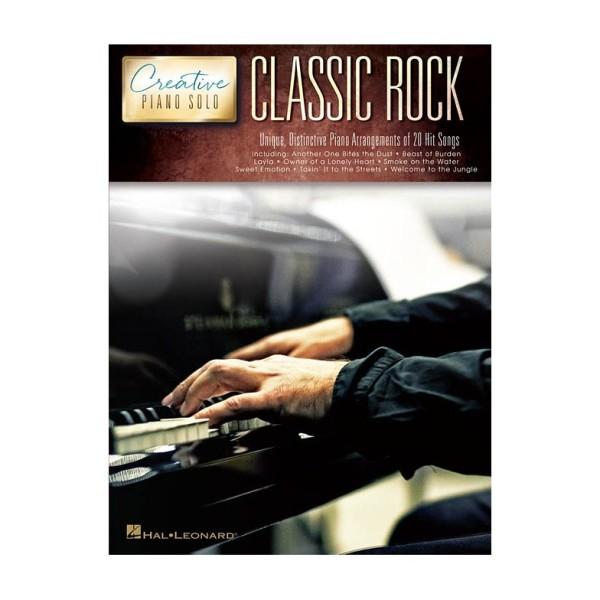 Creative Piano Solos Classic Rock