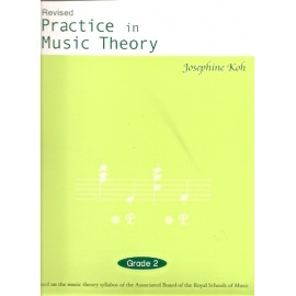 Practice In Music Theory Grade 2 (Revised Edition)