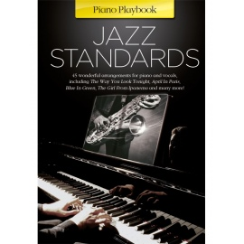 Piano Playbook: Jazz Standards
